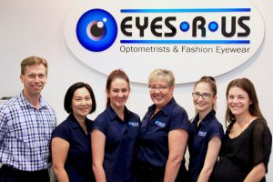 Eyes R Us team