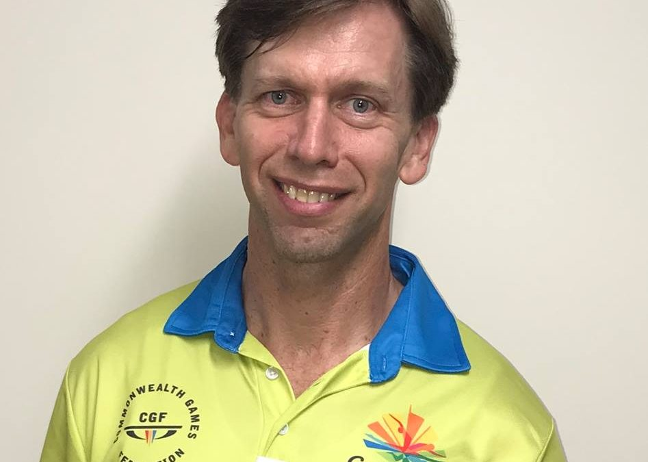 Mackay optometrist selected for commonwealth games